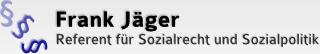 Frank Jäger, Referent für Sozialrecht und Sozialpolitik